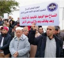 البطالة تطارد 600 ناسخ قضائي وإبن تاونات خليد برهنيش نائب رئيس نقابة النساخ يهدد بالتصعيد