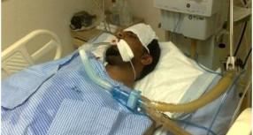 شاب  يستفيق من غيبوبة استمرت معه 12 عاماً