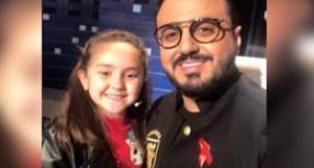 الطفلة إبنة تاونات مريم أمجون تدخل عالم التقديم على قناة 2M
