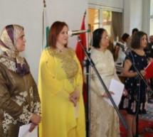 السفيرة المغربية إبنة تاونات الميداوي تنظم يوما ثقافيا بمدينة بلاغيفغراد ببلغاريا