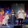 المرحوم العروسي والفنانين شامة الزاز و لطيفة العروسية و عبدو الوزاني