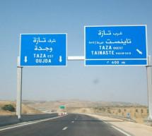 Maroc:Les prochaines autoroutes devraient desservir Taounate,Nador et Kelaat Sraghna