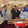 الوزيرة جميلة المصلي تفتتح الدورة الرابعة للأسواق المتنقلة للمنتجات المجالية بإقليم تاونات