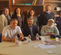 Visite d'étude de l'Observatoire National de l'Image de la Femme dans les Medias en Italie