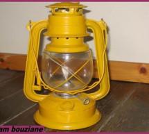 La lampe de mon enfance à Taounate