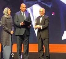 """العالم المغربي رشيد اليزمي من تاونات يفوز بجائزة """"الإبداع العلمي والتكنولوجي"""" بالكويت"""