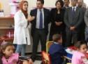 سعيد أمزازي وزير التربية الوطنية والتكوين المهني يشرف على تدشين ووضع الحجر الأساس لمشاريع بتاونات