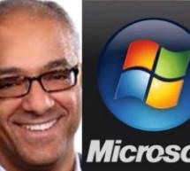 """تعيين المغربي إبن إقليم تاونات عزيز بن مالك نائب رئيس في شركة """"مايكروسوفت"""" العالمية"""