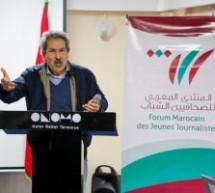 الإعلامي إدريس الوالي في ورشة بالرباط:يعيش الإعلام الجهوي في المغرب هشاشة ما بعدها هشاشة
