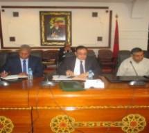 """الجامعة الملكية المغربية للرياضة للجميع تنظم الدورة الثانية """"الرياضة للجميع""""يوم الأحد 8 أبريل 2018 بإقليم تاونات"""