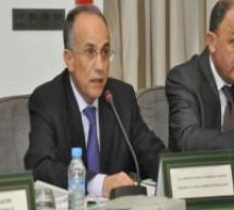 الوزير محمد عبو يجري مباحثات  تجارية بموسكو مع مسؤولين روس
