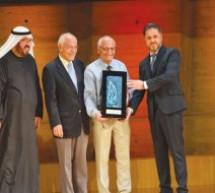 تتويج الباحث المغربي إبن تاونات رشيد اليزمي بجائزة المستثمر المغربي في فرنسا