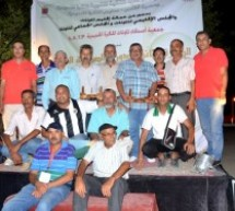 انتخاب عبد الحميد الأزرق الحسوني رئيسا لنادي أصدقاء تاونات للكرة الحديدية