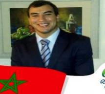 جمال سفان إبن إقليم تاونات أستاذ جامعي بالبرازيل:متطوع أولمبي متميز في الألعاب الأولمبية بريو ديجانيرو