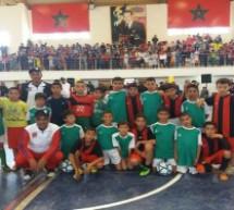 جمعية أجاكس لكرة القدم تنظم نشاطا رياضيا إقليميا بقرية با محمد بحضور لاعبين كبار