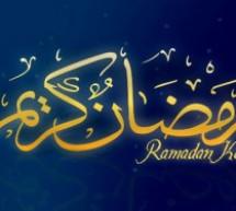 """تهنئة جريدة """"تاونات نت"""" الالكترونية بمناسبة حلول شهر رمضان المبارك"""