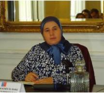 سفيرة المغرب بالشيلي إبنة إقليم تاونات كنزة الغالي تبرز المكانة التي باتت تحتلها المرأة الإفريقية في المجتمع