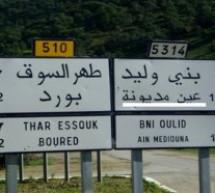 ساكنة دوار المحامدة وماجاوره بجماعة بني وليد بتاونات تطالب بإحداث لاقط هوائي لإتصالات المغرب