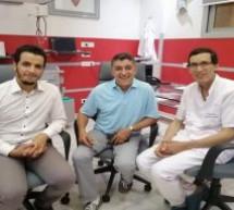 البروفيسور(إبن تاونات) عبد السلام الإدريسي :كورونا يتسبب في إصابة الدماغ والجهاز العصبي