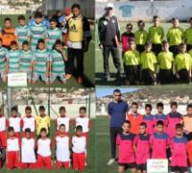 الفرق التاوناتية لكرة القدم تشارك في بطولة العصبة للفئات العمرية موسم 2018/2019