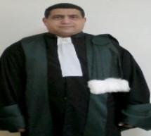 التاوناتي الهيني  نائبُ وكِيل الملك لدَى محكمة الاستئناف بالقنيطرة ممنوع عليه المشاركة في مؤتمر دولي