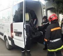 مصرع خليفة قائد بعمالة تاونات إثر تعرضه لحادثة سير بعد انقلاب سيارته بالطريق الرابطة بين تاونات والوردزاغ
