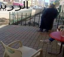 خرق القانون والاعتداء على حقوق الراجلين بقرية با محمد بتاونات
