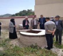 الانتهاء من أشغال حفر بئرين بالمدرسة الجماعاتية أولاد داود بضواحي تاونات بتمويل من إطار سابق بمنظمة الأمم المتحدة