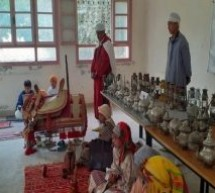 ثانوية الحسن الثاني الإعدادية بالمكانسة بإقليم تاونات تنظم أياما ثقافية مفتوحة للتعريف بالتراث المحلي