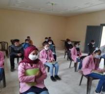 متعلمات ومتعلمو المدرسة الجماعاتية الولجة يقومون بزيارة تربوية لمقر جماعة الولجة بضواحي تاونات