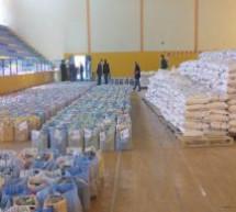 توزيع 37622 حصة من المواد الغذائية للحد من تداعيات  تفشي فيروس كورونا على الساكنة الهشة بإقليم تاونات