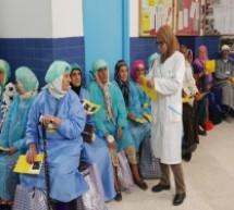 إجراء 500 عملية جراحية لفائدة المرضى المصابين بداء العمى المنتمين لمختلف جماعات إقليم تاونات