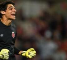 رابطة الدوري الإسباني لكرة القدم تحتفي بالمغربي (إبن تاونات) الحارس ياسين بونو بعد التتويج الأوروبي
