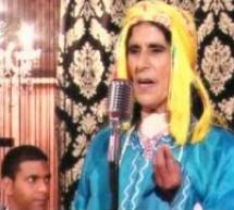 Chama Zaz : Dans ses chansons la nostalgie et le parfum du bled