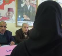المرأة الاستقلالية بالورد زاغ ترفض سياسة الاقصاء