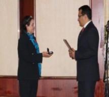 """L'ambassadeur du Maroc en Bulgarie Zakia El Midaoui participe ds la 10ème année jubilaire de la Campagne les """"Merveilles de la Décennie de la Bulgarie"""""""