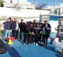 نادي نهضة تاونات يعلن عن افتتاح اول مدرسة لكرة السلة بإقليم تاونات