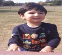 مصرع طفل (نجل إبن تاونات عبد اللطيف البكوري) سقط في الدرج الرابع بمنزل أسرته في لندن بأنجترا