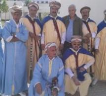 جمعية الأفاق للفنون الشعبية بإقليم تاوريرت لصاحبها أحمد السامحي تتغنى بالتراث المغربي من بينه تراث إقليم تاونات