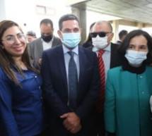 عصبة محاربة السل التي يرأسها (إبن تاونات) الدكتور جمال البوزيدي تساهم في الأسبوع الوطني للصحة الجامعية