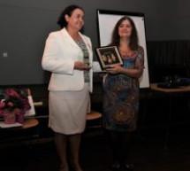 إبنة تاونات زكية الميداوي سفيرة المغرب بجمهورية بلغاريا أول دبلوماسية تحصل على جائزة «Mission Patron/mécène