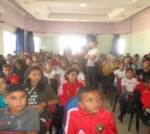 200 طفل من الفئات الهشة بإقليم تاونات يصلون إلى معهد التكنولوجيا الفندقية والسياحية بسلا من أجل التخييم