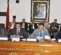 مجلس جهة تازة الحسيمة تاونات يصادق على مشروع ميزانية 2015وعلى المخطط الجهوي لإعداد التراب