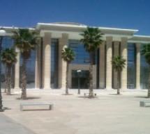 صاحب الجلالة يدشن مسرح محمد السادس بوجدة