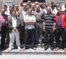 الوفاق الرياضي التاوناتي ينتخب محمد بوزيدي الزنطار رئيسا