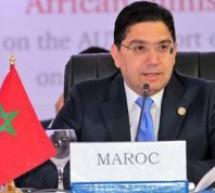 """الوزير المغربي (إبن تاونات) يكتب في جريدة """"الشرق الأوسط"""":القرار الأميركي ومغربية الصحراء…المفاجأة والحل"""