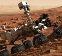 مسبار كيريوسيتي يكشف عن مواد عضوية على سطح المريخ