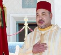 جلالة الملك يدعو الحكومة إلى اعتماد مجانية التلقيح ضد وباء كوفيد 19 لفائدة جميع المغاربة