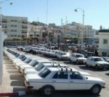 زيادة غير مشروعة وخدمات رديئة في ثمن سيارات الاجرة بغفساي