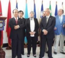 البرلمانية التاوناتية د.كنزة الغالي النائبة الثانية لرئيس مجلس النواب في بنيكاراغوا